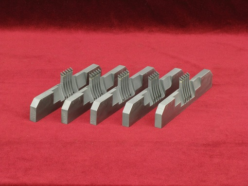 carbide tipped work blades